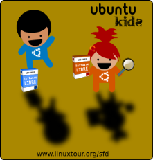 Also Ubuntu can be used by little children