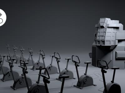 Human Battery Gym