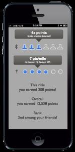 iShareRides: Carpool tracking/rewarding Mobile app and website