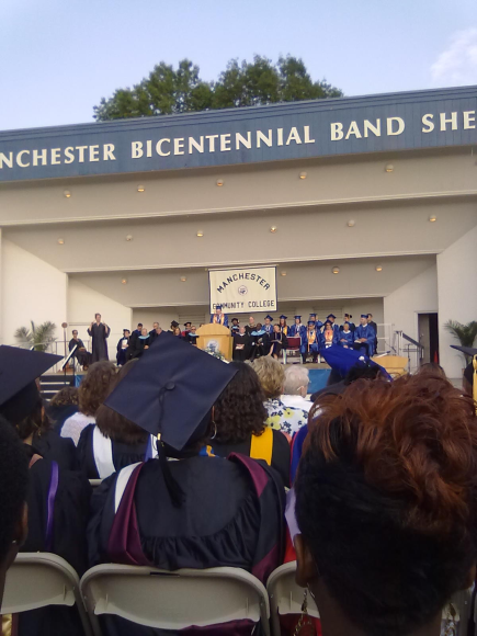 Manchester Community College Graduation