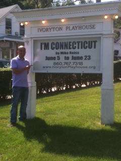 Great plays at the Ivoryton Playhouse. Even one about Connecticut!!
