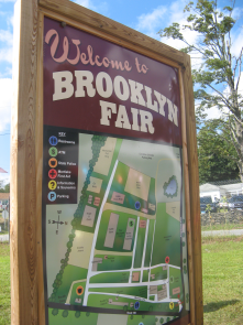 The country's oldest agricultural fair, can be found right here in our very own Brooklyn1!!