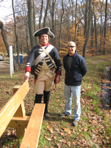 Be sure to check out reenactments, like the ones at Putnam Memorial State Park in Redding.