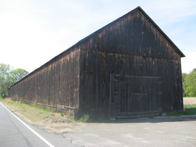 Connecticut is full of Old Tobacco Farms with rich history.