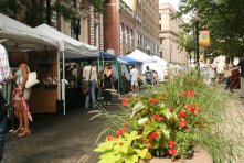The Bridgeport Arts Fest - a day of arts, music and food.