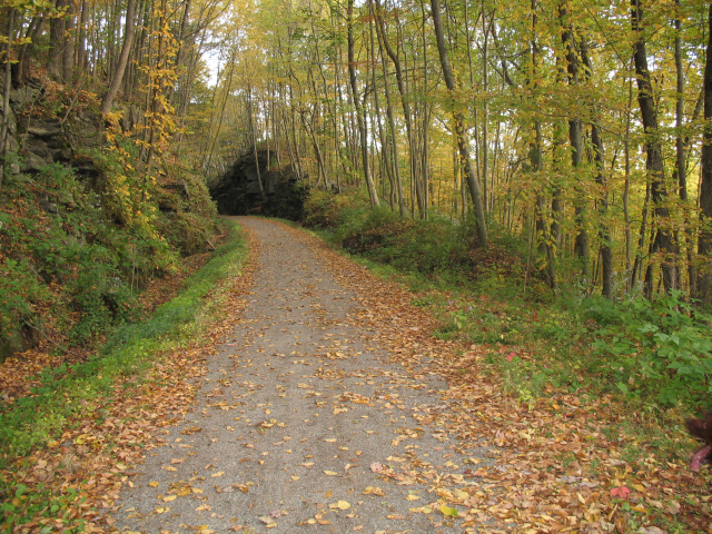Hop River State Park Trail. Bolton CT