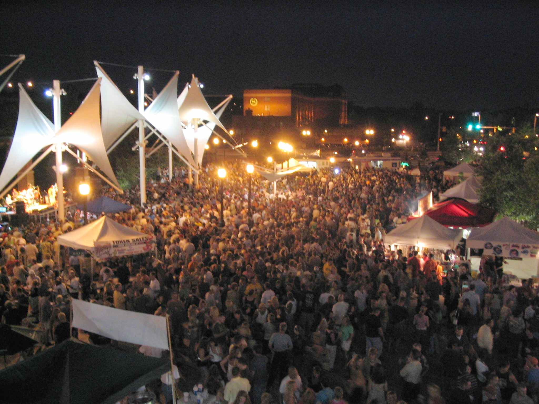 Falls River Square - Festivals and Events