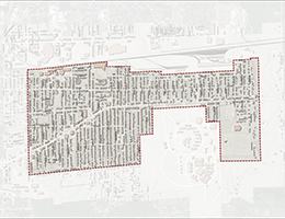 About the East Main Street Corridor Plan