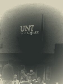 UNT on the Square is a great venue on the square and Herbert is cool too.  The art INSPIRES me and the venue makes me PROUD.  