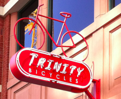 1/2 Day Bike Rentals for 2 from Trinity Bicycles