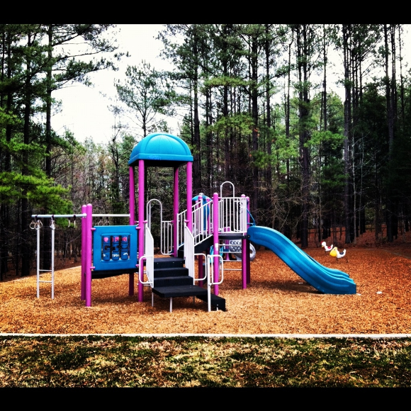 Valley Springs playground
