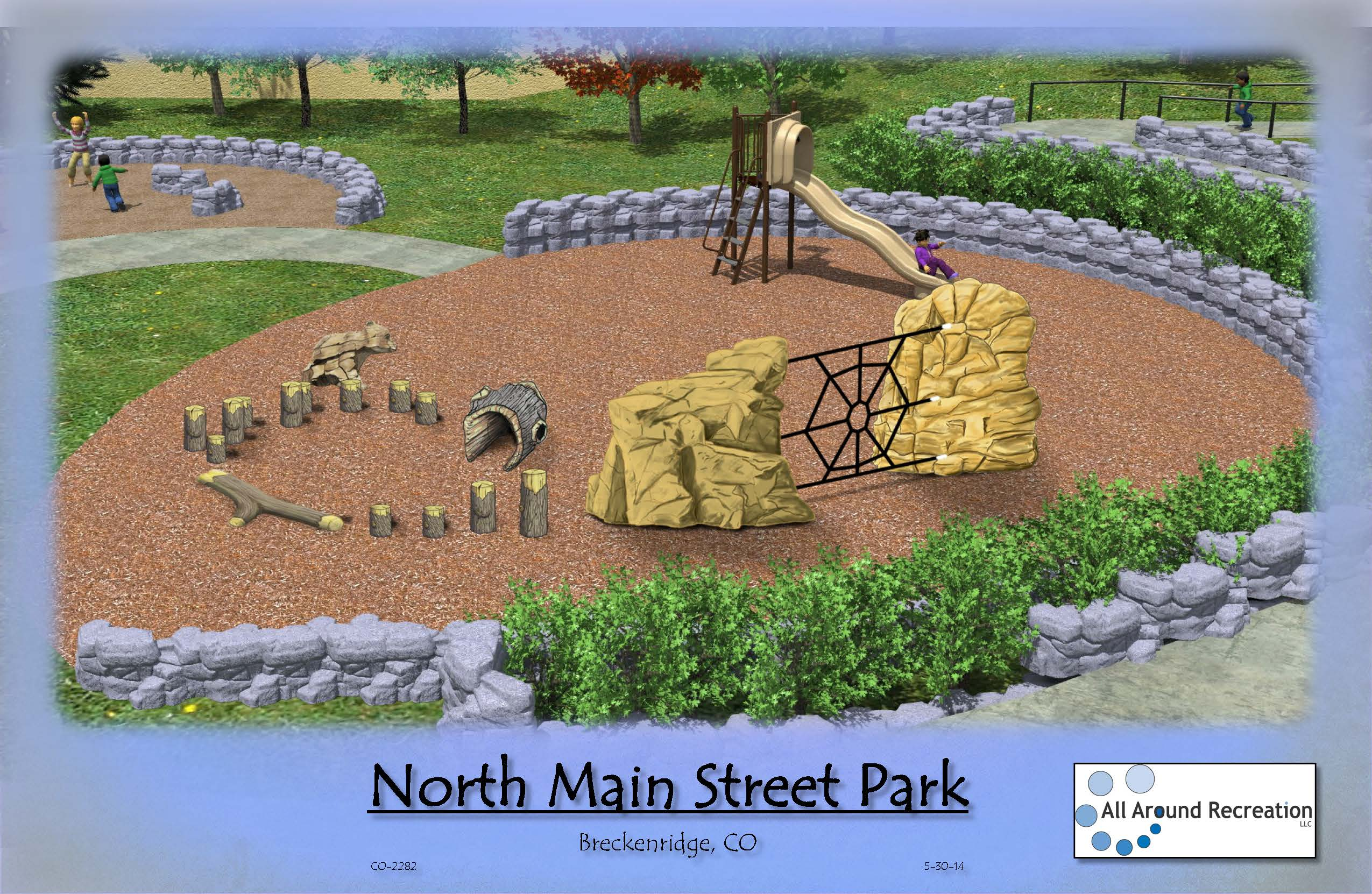 Name the new park