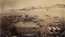 Aerial of Fort Collins in 1865!