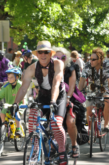 Tour de Fat and the fun sense of community it brings out in all of us!