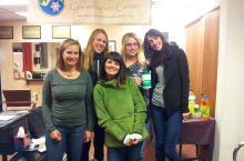 GEM - Supporting a Green, Healthy Community! Envy Salon and High Country Conservation Center, February 12, 2013