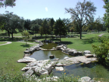 Connect parks with hike and bike trails.  Connect trails to downtown, grand park, cowboys, and Wade Park