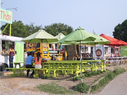 Austin SoCo food trucks