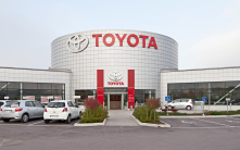 Since Toyota Head Quarters is moving to Plano North, Have Toyoto  to build a showroom to show  case Toyota/Lexus cars in Frisco