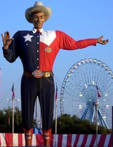 Bring Big Tex to Frisco!