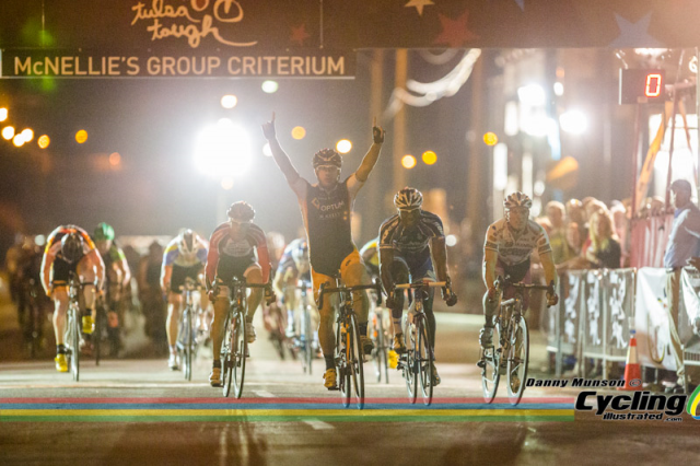 Tulsa Tough has become one of the premier biking events in North America, Frisco could easily host a large biking event.