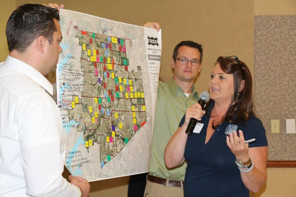 Feedback on 2015 Comprehensive Plan Process