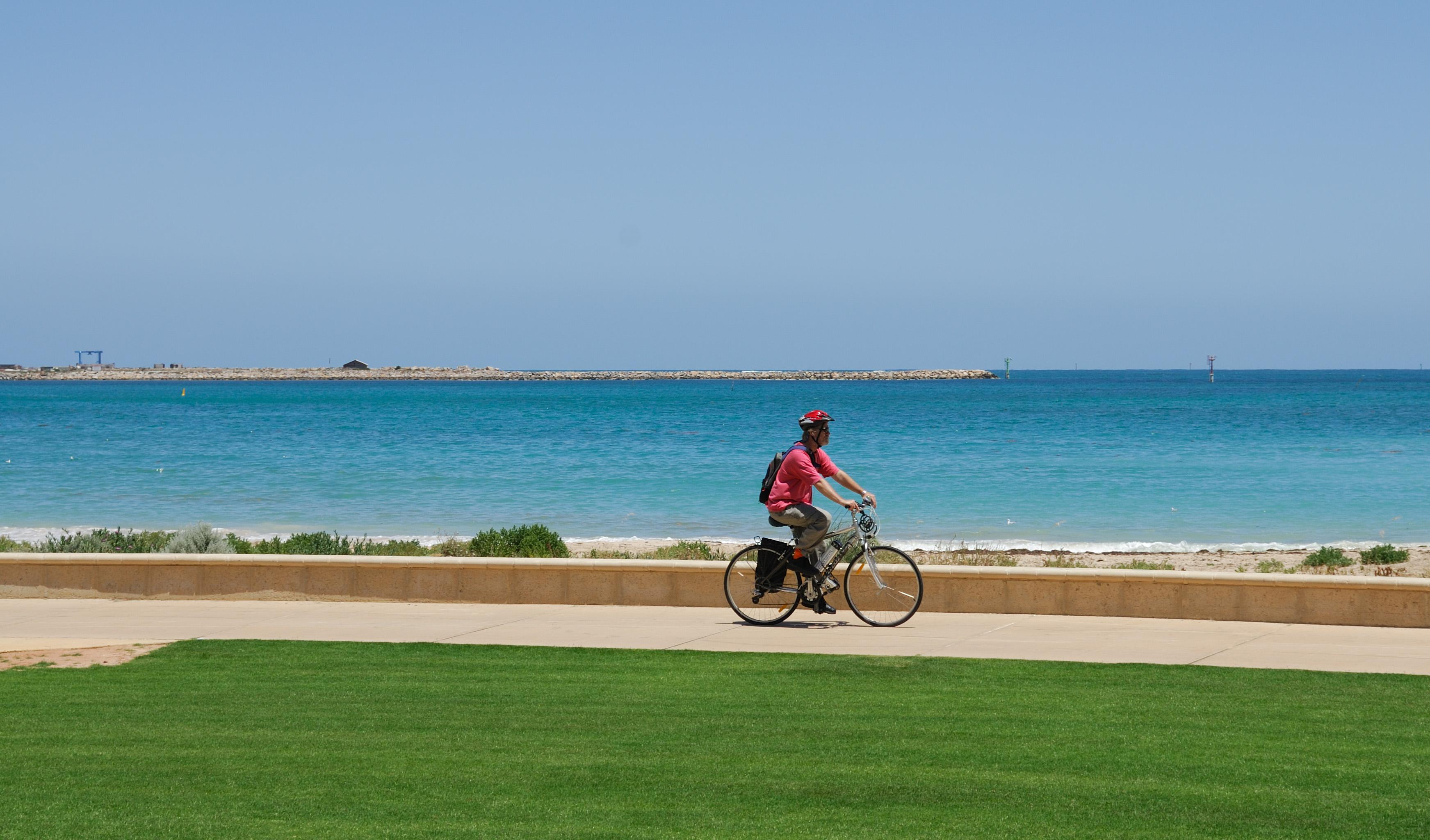 Bike Rider Road Safety