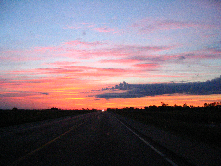 One snapshot of our many beautiful Dakota summer sunsets.