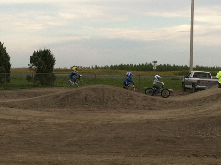 Grand Forks is home to one of the best BMX tracks for miles! Such a great way for kids to exercise, get fresh air,and  learn sportsmanship!