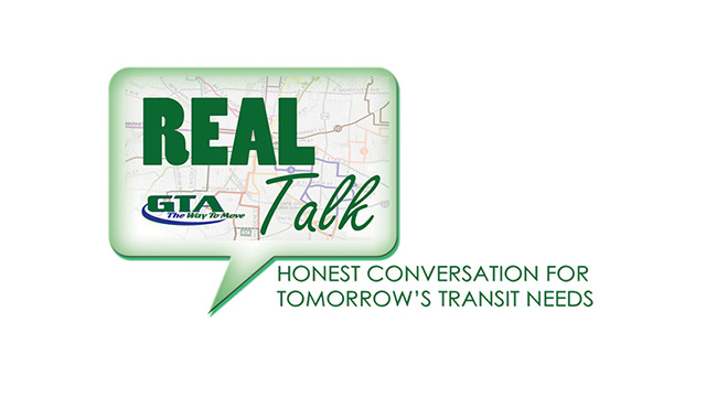 """Real Talk""  Honest Conversation and Ideas for Tomorrow's Transit Needs"