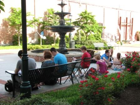 City Center Green Space