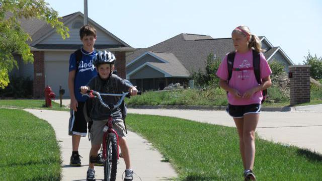 Walking & Biking to School