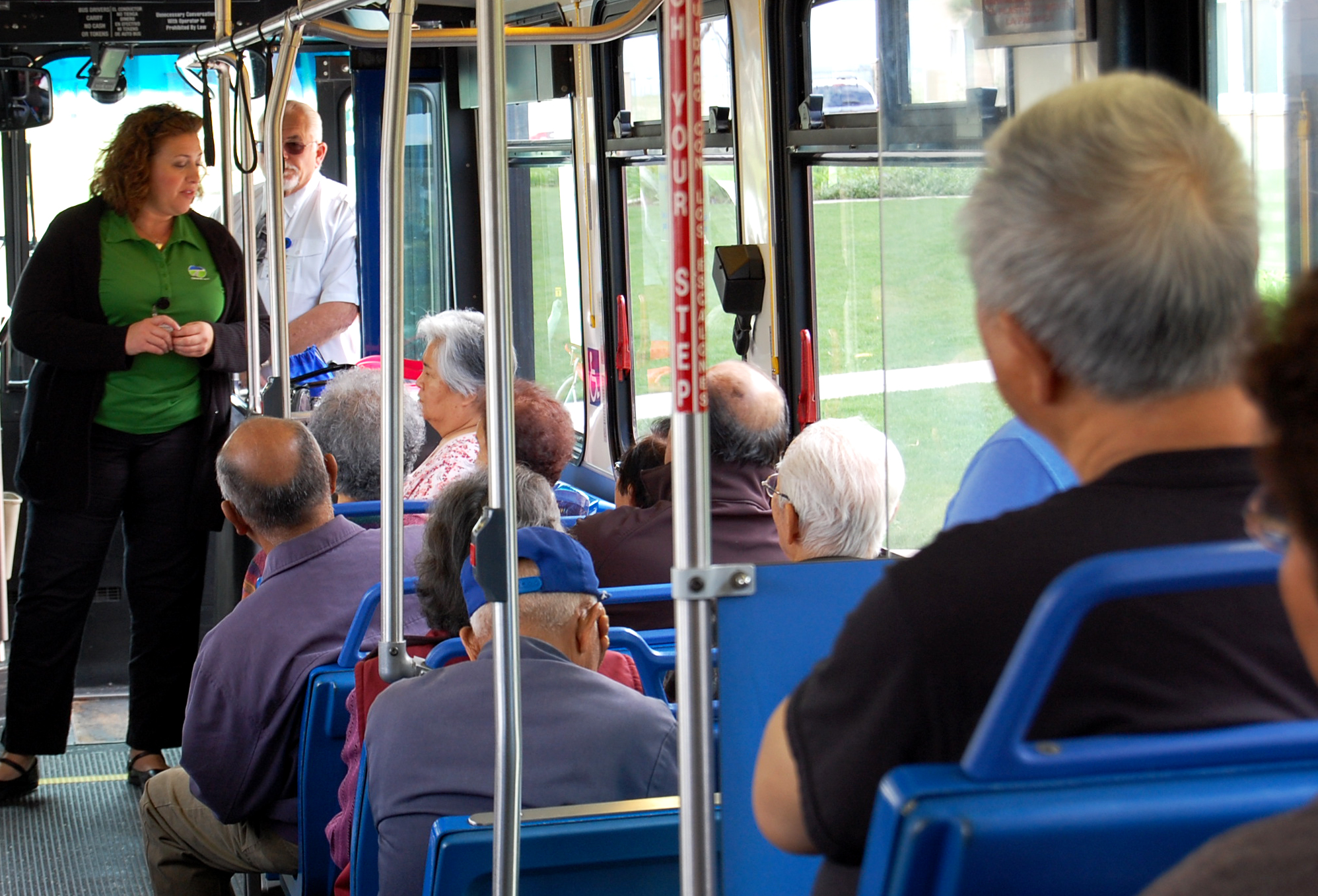 Improving Older Adult Mobility in the Kansas City Region
