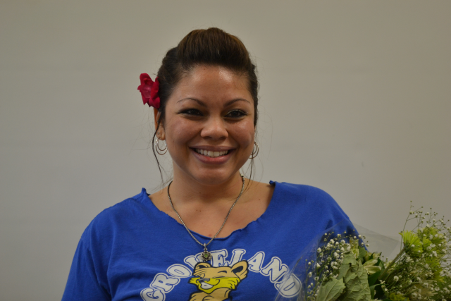 2014 Lake County Teacher of the Year Noris Aguayo