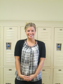 Ms. Levit ROCKS East Ridge Middle School- 7th grade Language Arts teacher, cross country coach, and girls basketball coach.