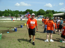 Coach Wilson at Umatilla elementary.