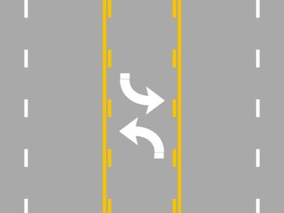 Bike/Bus Lanes not a good idea in practice