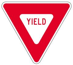 Many Four Way Stops can have Yield signs instead