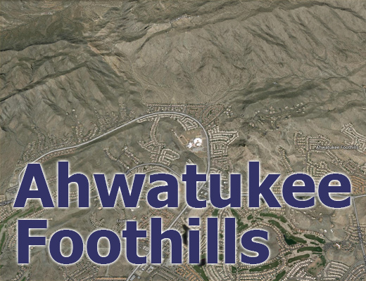 Ahwatukee Foothills: Your flooding experiences