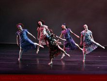 Chinese Arts Alliance dancers