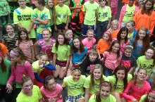 KMS celebrates Red Ribbon Week with NEON Day!
