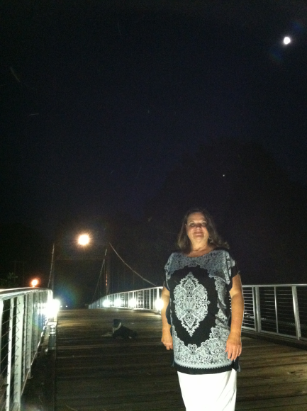 The Swinging Bridge over the Pearl River at Byram is a good example of saving our historic transportation structures.