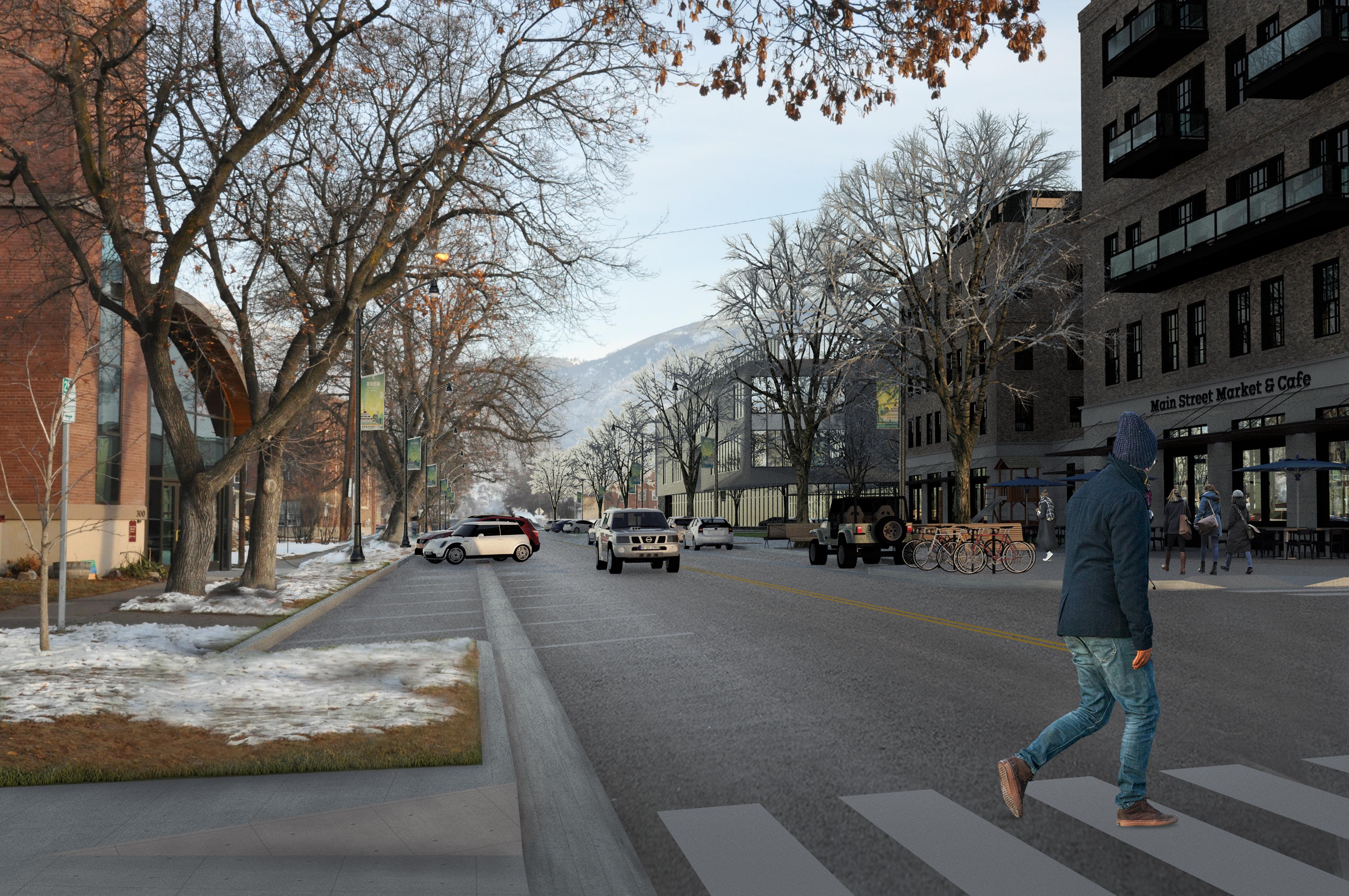 Main Street: What If?
