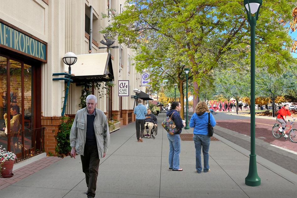 Alder Street: What If?