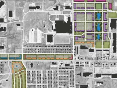 Make Third Street a Signature Street in the Bloomington Region