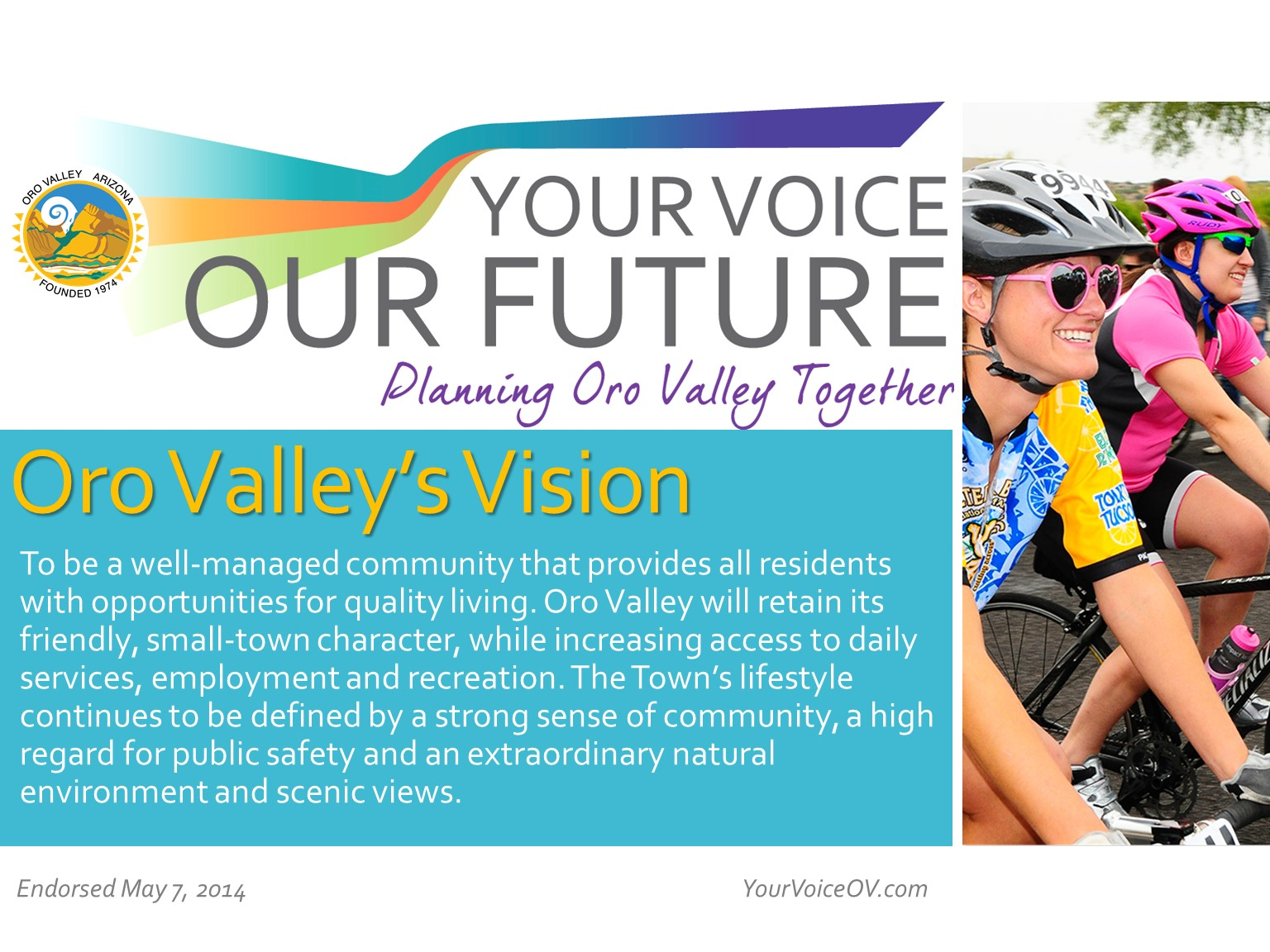 Make the Vision a Reality!