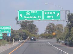 Route 101/84 Interchange Improvement Project Design
