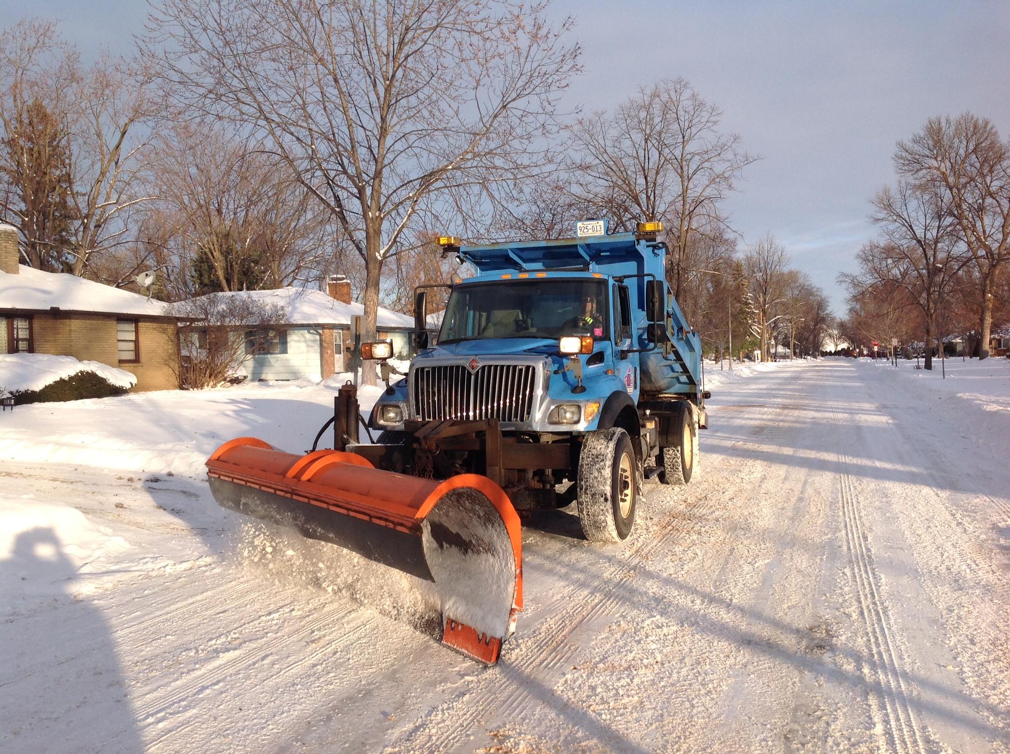 Snowplowing Feedback Survey