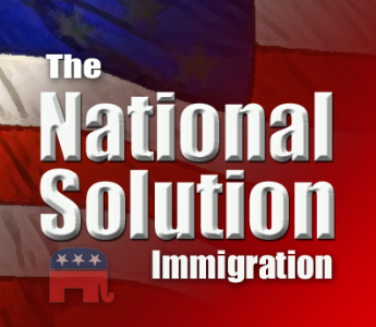 The National Solution : Border Security and Immigration