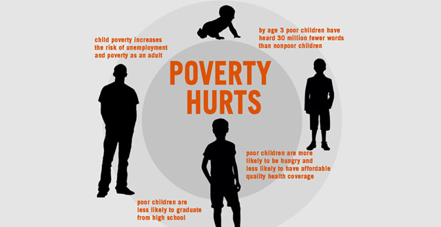 the child poverty essay 12 poverty this can result from low income, unemployment, parental separation, illness or disability, addictions, or criminal activities children may suffer malnutrition or a poor diet as a result of their parents being unable to afford quality food.