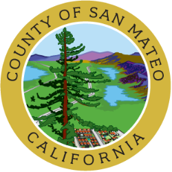 County of San Mateo California Seal